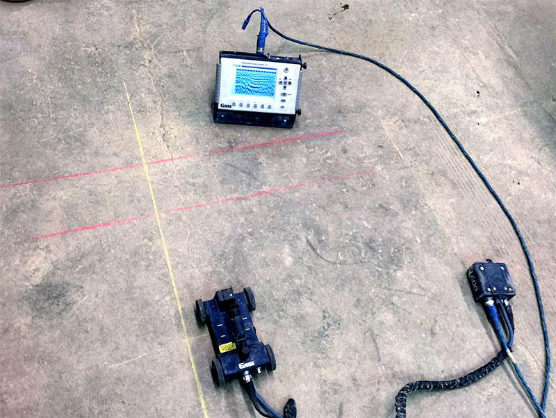 GPR Scanner